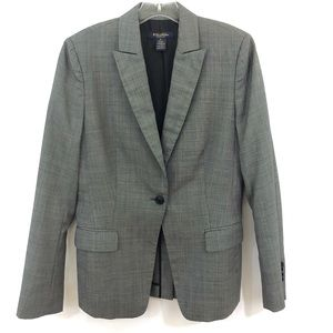 "Brooks Brothers Women's ""Stellita"" Blazer Grey 6"